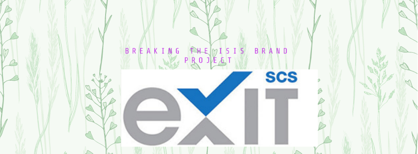 EXIT SCS Logo featured