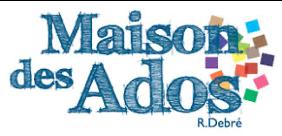Maison des Adolescents Logo