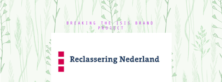 Reclassering Nederland Beyond the Horizon ISSG