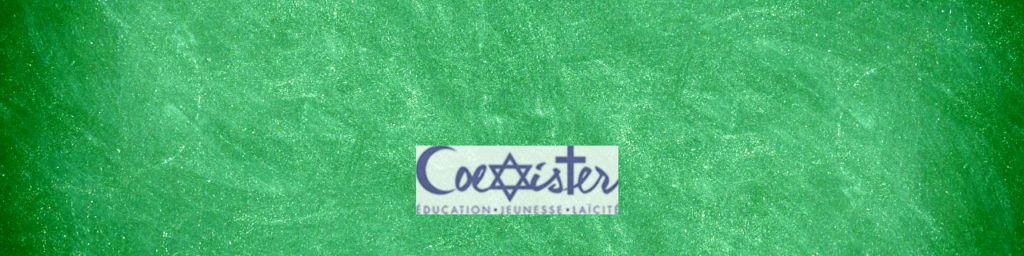 Coexister Logo Featured