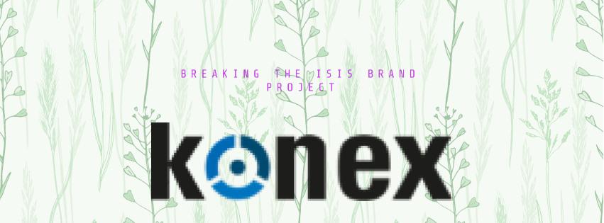 KONEX Logo Featured
