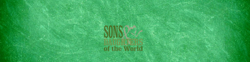 Sons and Daughters of the World Project Featured