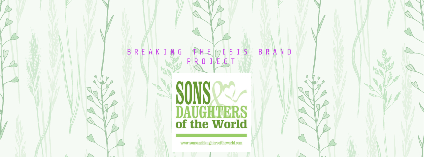 Sons and Daughters of the World Project Logo Featured