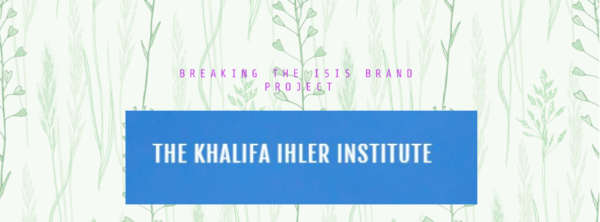 The Khalifa Ihler Institute Logo Featured