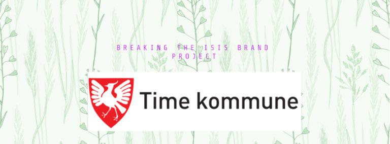 Time kommune Logo Featured